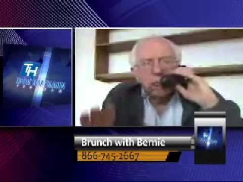 Brunch With Bernie: may 17, 2013