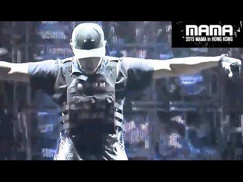 BTS & GOT7 + Monsta X & Seventeen DANCE @ MAMA 2015 [FULL HD] 몬스타엑스 + 세븐틴 + 갓세븐 + 방탄소년단