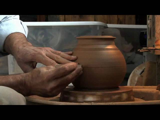 Nick Blaisdell, original pottery designs - Durango, Colorado