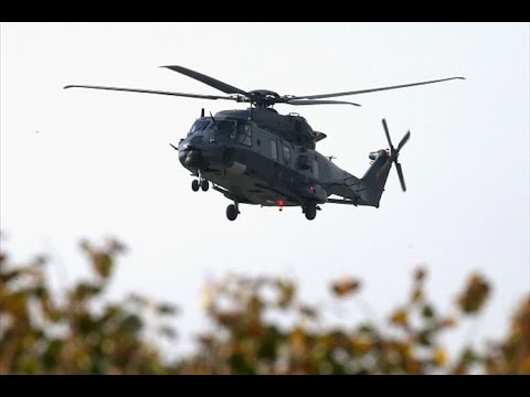 8 Bodies Recovered From US Helicopter Crash
