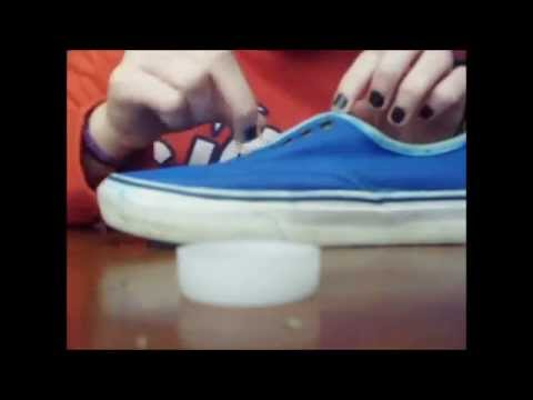 DIY Pinta tus zapatillas