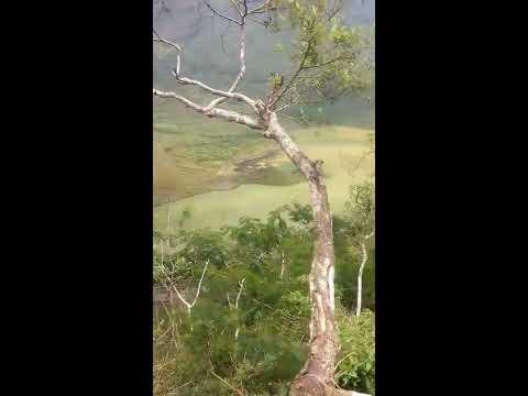 GEGER !!!! penampakan di kawah gunung galunggung TASIKMALAYA