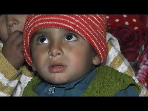 بریکوٹ: کوٹہ نوے کلے کے غریب بےبس عرفان علی عرف پرہیز گار منشی شدید بیماری کی حالت میں بستر مرگ پر کومے کی حالت میں پڑا ہے اس کے بچے بھی بے قرار ہیں کوئی ہے جو ان معصوموں کی مدد کریں