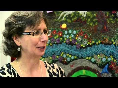 Sue McCarty - APQS Longarm Machine Quilting Award Winner