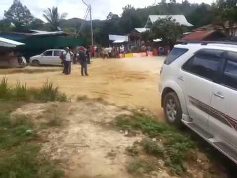 Ulu Sugut - Tanah kampung di Ulu Sugut Sabah di rampas oleh syarikat dari Malaya