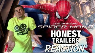 Honest Trailers - The Amazing Spider-Man 2 Reaction