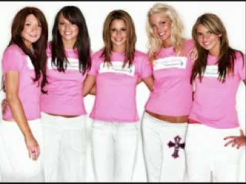 Girls Aloud - I Wanna Kiss You So