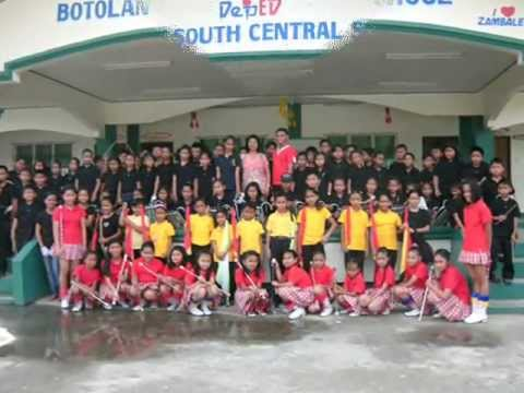 Botolan South Central Drum and Lyre Corps. (Picture's of memory)