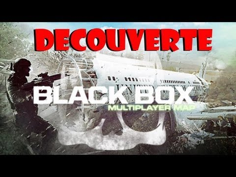 Black box gameplay decouverte au PM9 | MW3 DLC PS3 MAP PACK