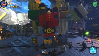 Lego Dimensions--Wii U (part 40) The End is Tri (Final Battle)
