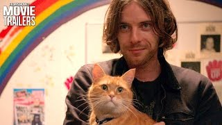 Sometimes it takes nine lives to save one! | A Street Cat Named Bob Trailer [HD]