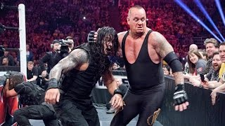 4 dream opponents we want Roman Reigns to face