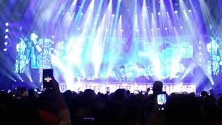 Scorpions -- Wind of change (Madison square garden).