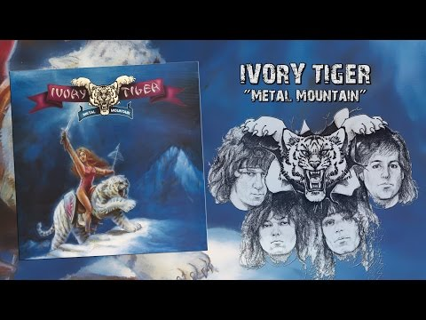 """IVORY TIGER """"Metal Mountain"""" Official Re-issue Teaser Video HD"""