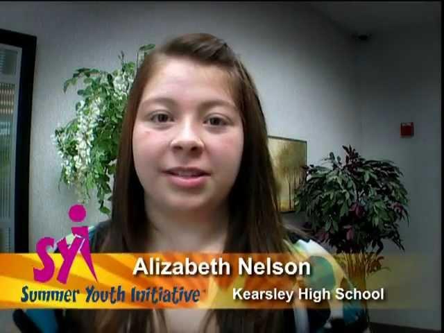 Alizabeth Nelson, TeenQuest graduate