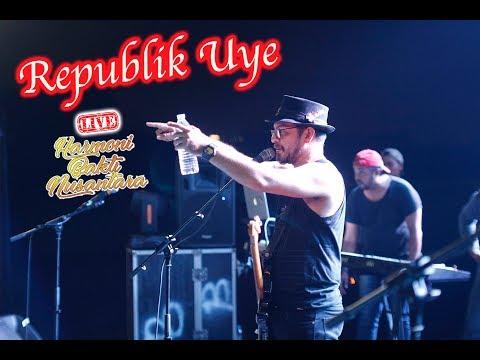 Cozy Republic - Republik Uye (Live Harmoni Bakti Nusantara)