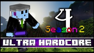 And We're Back! ~ Minecraft ULTRA Hardcore ~ Season Two (Part 4)