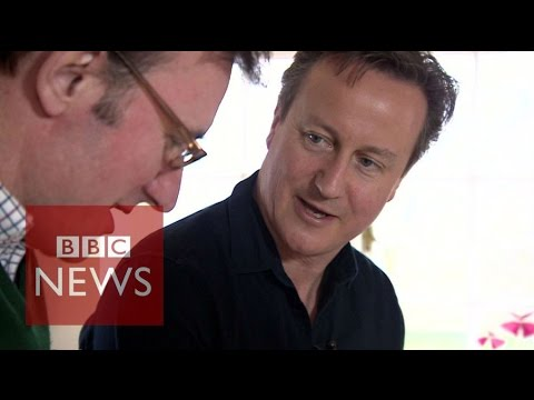 EXCLUSIVE: David Cameron 'I won't serve third term' BBC News