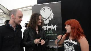 Raven Eye TBFM Interview Download Festival 2016