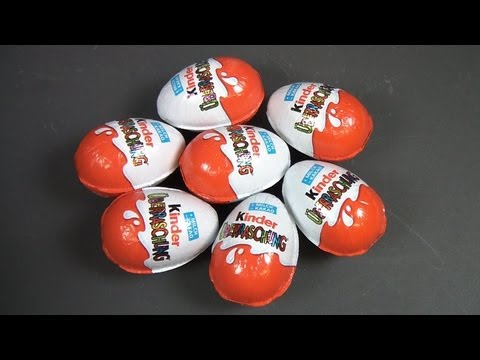 Kinder berraschung [1/7] [Kinder Surprise] [Ferrero]