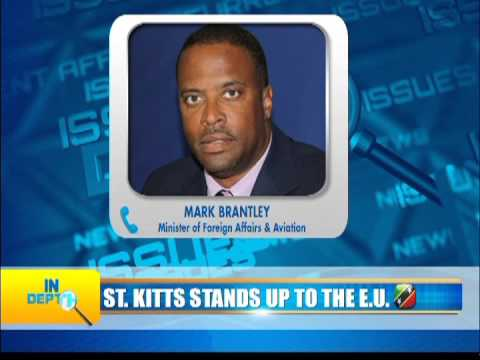 IN DEPTH ST KITTS STANDS UP TO THE EU | CEEN News | June 22, 2015