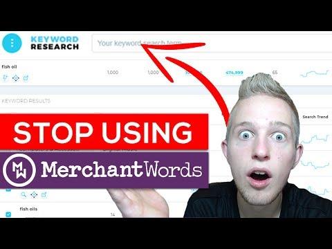merchant words review