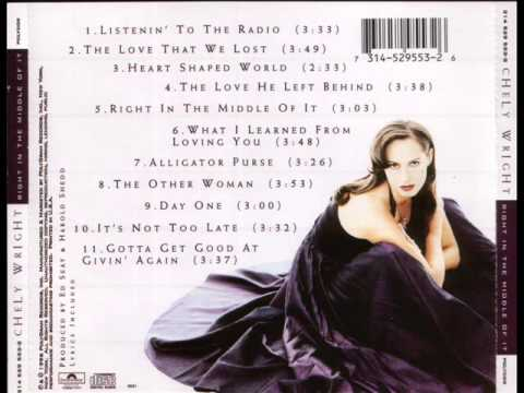 Chely Wright - The Last Supper