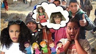 Kids React To Doris Pancake!
