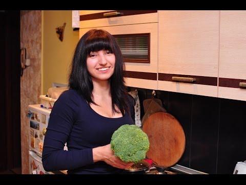 Cauliflower & broccoli spicy soup