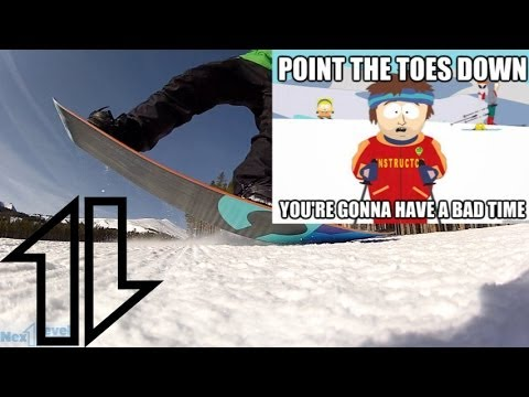 How to Butter: #1 Frontside Noserolls