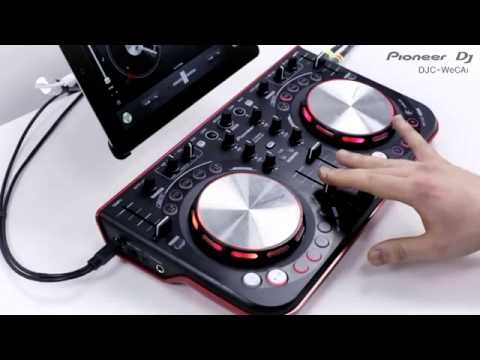 DDJ-WeGO/DDJ-ERGO to iPad