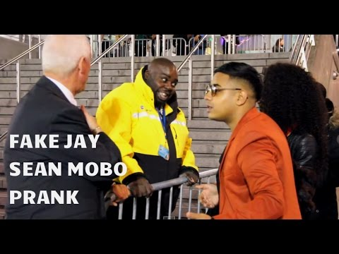Fake Jay Sean Pranks His Way Into Mobo Awards video