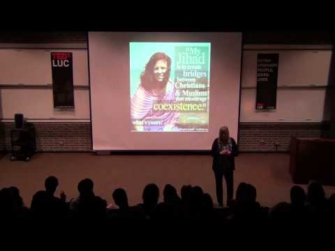 #MyJihad Campaign, The Struggle for Self-Expression: Yasmina Blackburn at TEDxLUC