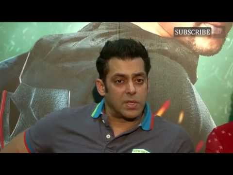 Interview with Salman Khan and Jacqueline Fernandez for movie...