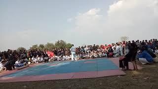 75 Year Old Karate Master Incredible Demonstration