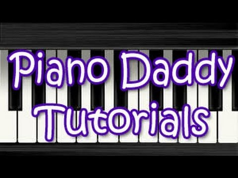 Dupatta Tera Nau Rang Da (Partner) Piano Tutorial ~ Piano Daddy...
