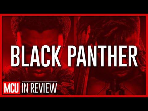 Black Panther - Every Marvel Movie Reviewed & Ranked