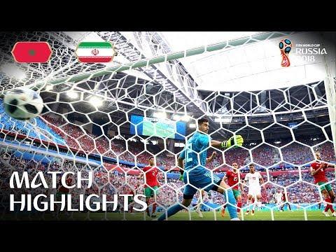 Morocco v IR Iran - 2018 FIFA World Cup Russia™ - MATCH 4 thumbnail