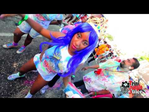 Trinidad Carnival - White Angels J'ouvert 2016