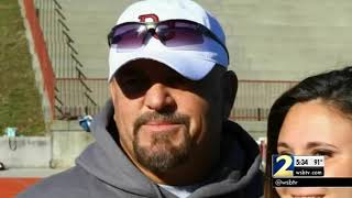 Students, athletes meet with grief counselors after beloved coach killed in crash