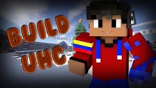 MINECRAFT | BUILD UHC | UNRANKED PVP #2José_JR