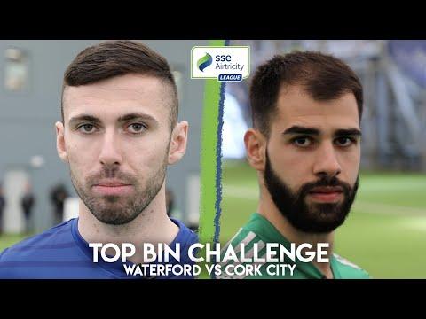 TOP BIN CHALLENGE | Waterford vs Cork City