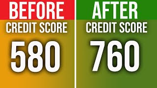 How To Improve Your Credit Score Dramatically