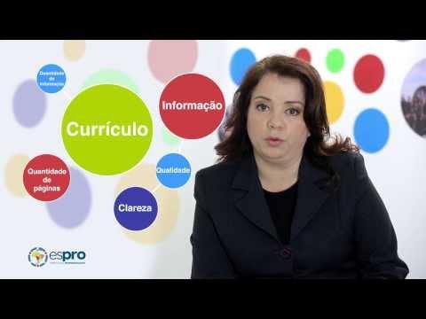 Aprenda como fazer um currículo online