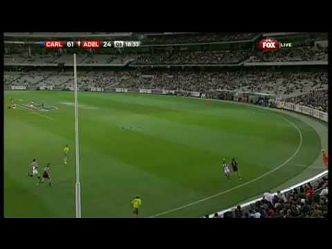 Round 5 AFL - Carlton v Adelaide Highlights