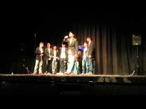 Conestoga Voicemales Senior Concert: Boy Band Medley