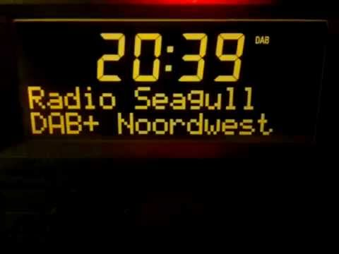 DAB DX 710 KM 01/10-2015 Radio Seagull received in Denmark