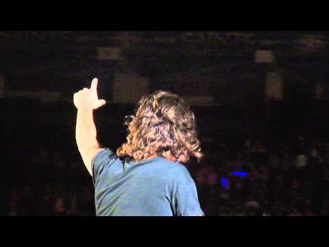 Harry Styles singing Happy Birthday in New Orleans