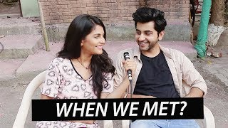 The Co-Star Story with Megha Chakraborty & Gaurav Sareen | Krishna Chali London