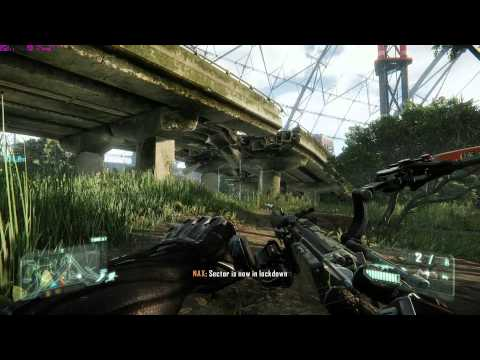 Crysis 3 On Gigabyte GTX 560Ti OC Hight Settings [1080p]